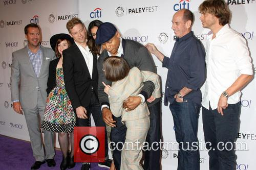 Ncis La Cast, Chris O'donnell, Renee Felice Smith, Barrett Foa, Daniela Ruah, Ll Cool J, Miguel Ferrer, Linda Hunt and Eric Christian Olsen 3