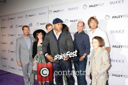 Ncis La Cast, Chris O'donnell, Renee Felice Smith, Barrett Foa, Daniela Ruah, Ll Cool J, Miguel Ferrer, Linda Hunt and Eric Christian Olsen 1