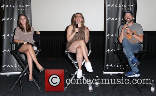 Alison Brie, Leslye Headland and Jason Sudeikis 2