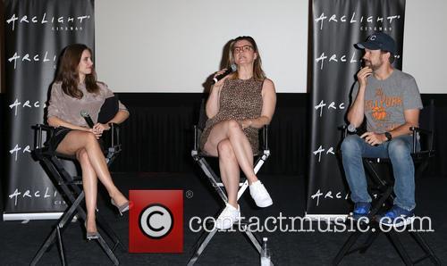 Alison Brie, Leslye Headland and Jason Sudeikis 3