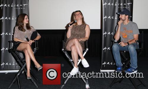 Alison Brie, Leslye Headland and Jason Sudeikis 4