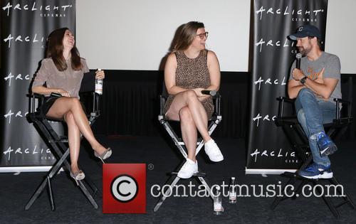 Alison Brie, Leslye Headland and Jason Sudeikis 5