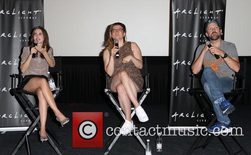 Alison Brie, Leslye Headland and Jason Sudeikis 6