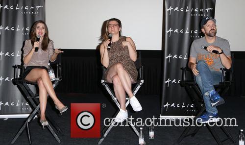 Alison Brie, Leslye Headland and Jason Sudeikis 7