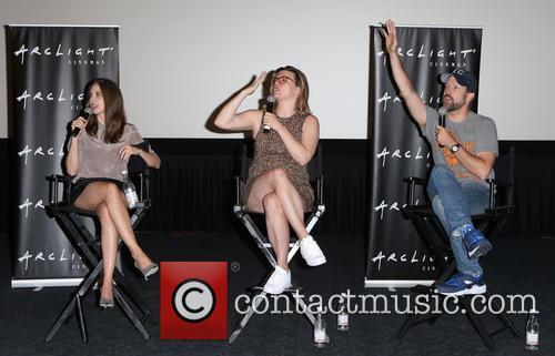 Alison Brie, Leslye Headland and Jason Sudeikis 8