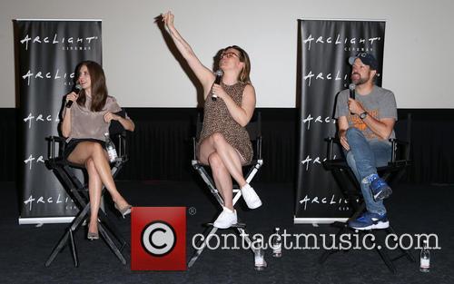 Alison Brie, Leslye Headland and Jason Sudeikis 9