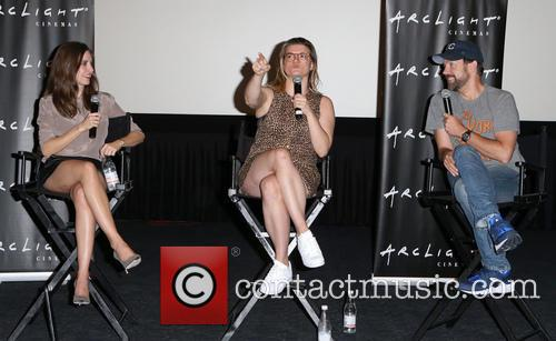 Alison Brie, Leslye Headland and Jason Sudeikis 10