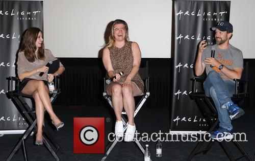 Alison Brie, Leslye Headland and Jason Sudeikis 11
