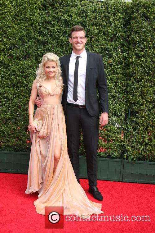 Witney Carson and Carson Mcallister 2