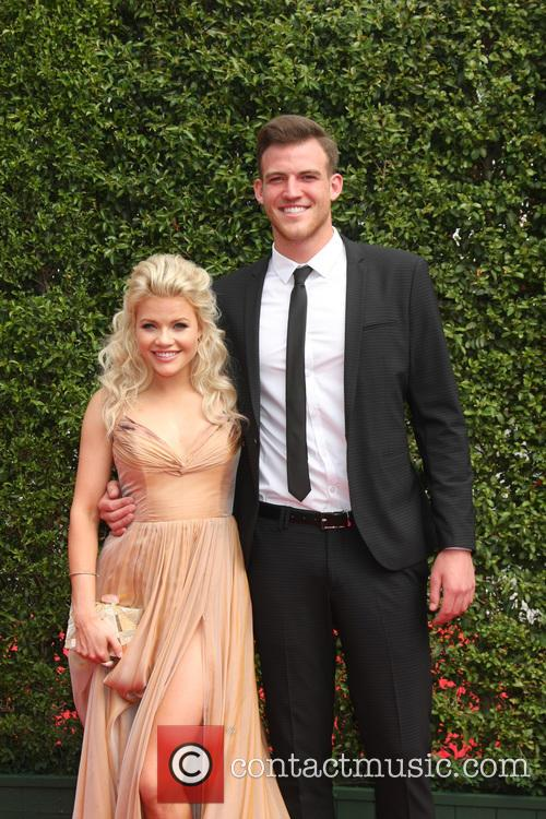 Witney Carson and Carson Mcallister 1