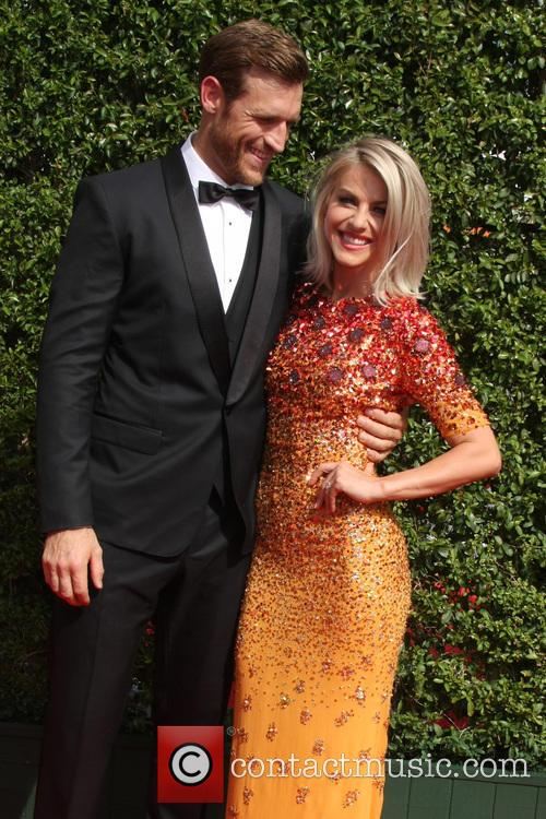 Brooks Laich and Julianne Hough 1