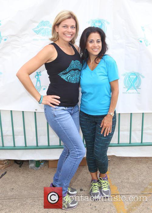 Stacey Sager and Ellen Karis 1