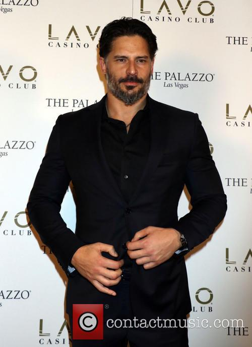 Joe Manganiello hosts Grand Opening of Lavo Casino...