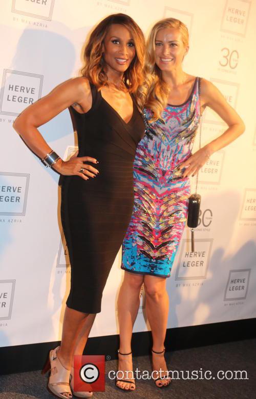 Beverly Johnson and Petra Nemcova 1
