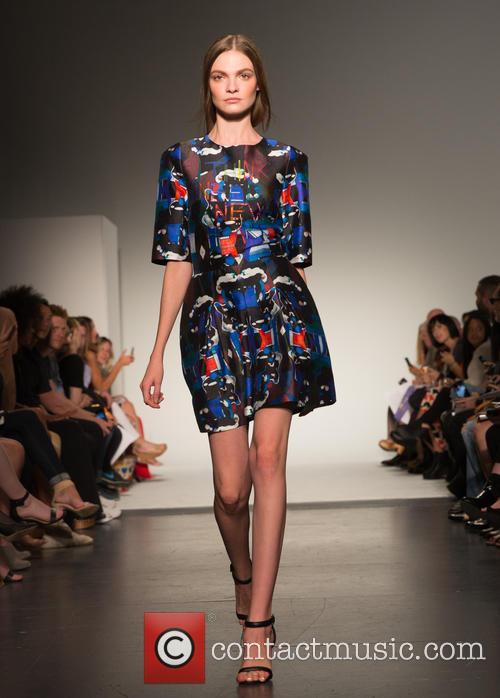 New York Fashion Week Spring/Summer 2016 - Julianne...