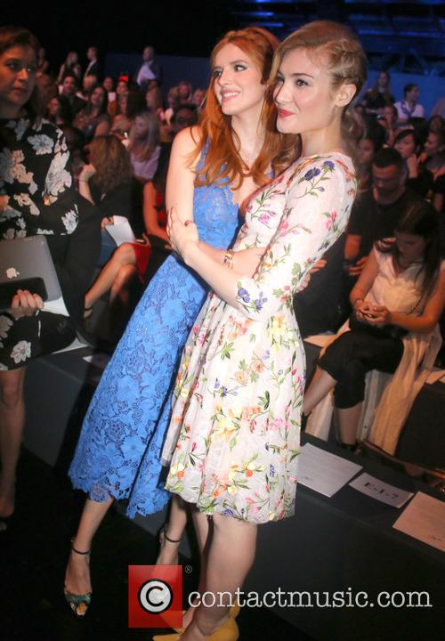 Bella Thorne and Gillian Jacobs 1