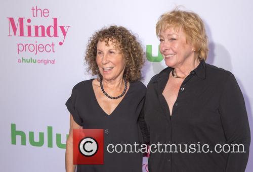 Rhea Perlman and Jenny O'hara 1