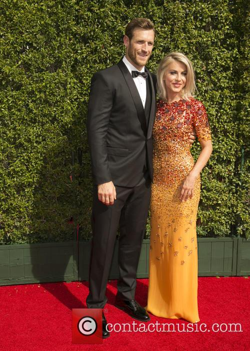 Brooks Laich and Julianne Hough 2