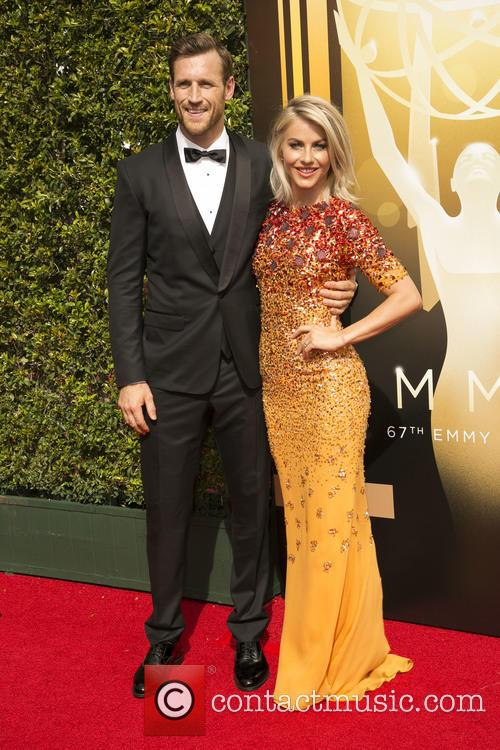 Brooks Laich and Julianne Hough 4