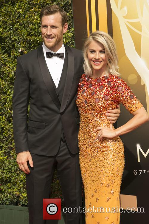 Brooks Laich and Julianne Hough 5