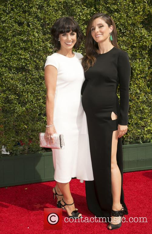 Constance Zimmer and Shiri Appleby 2