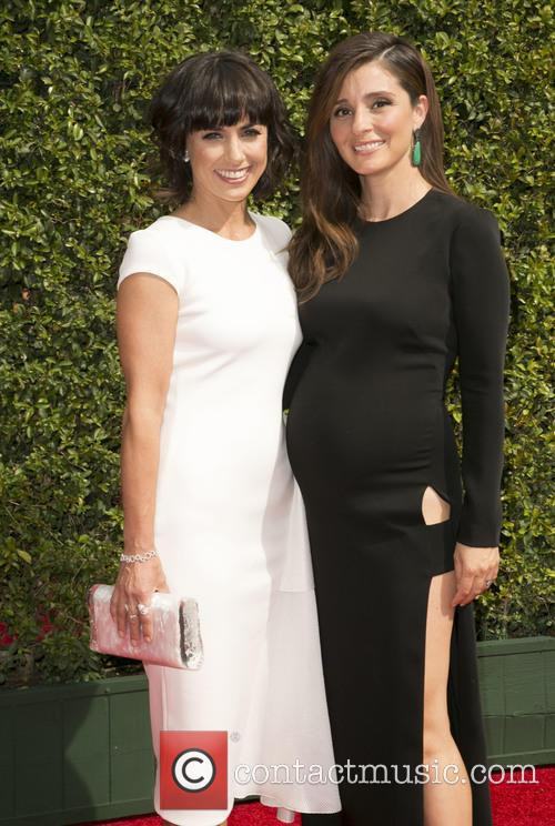 Constance Zimmer and Shiri Appleby 4