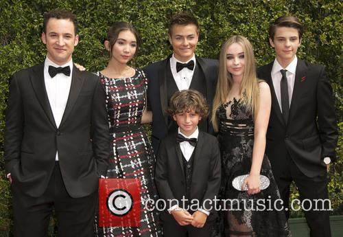 Ben Savage, August Maturo, Rowan Blanchard, Peyton Meyer, Sabrina Carpenter and Corey Fogelmanis 1