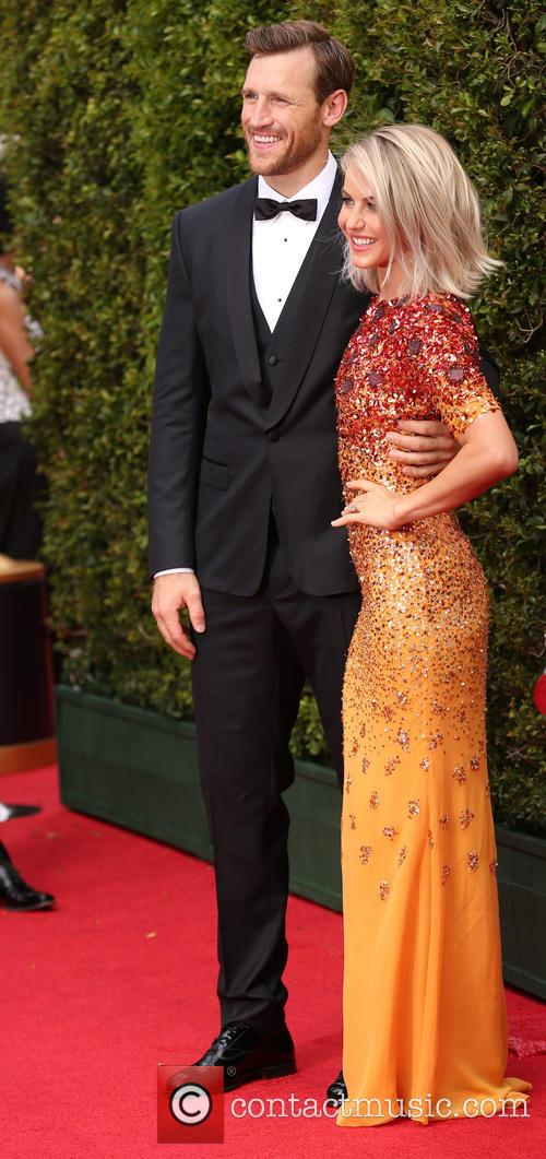 Brooks Laich and Julianne Hough 10