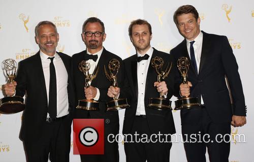 Jason Blum, Marc Smerling, Andrew Jarecki and Guest 3