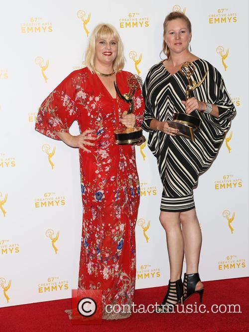 Marie Schley and Nancy Jarzynko 2
