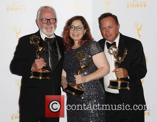 Bill Groom, Carol Silverman and Adam Scher 2