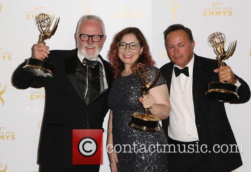 Bill Groom, Carol Silverman and Adam Scher 1