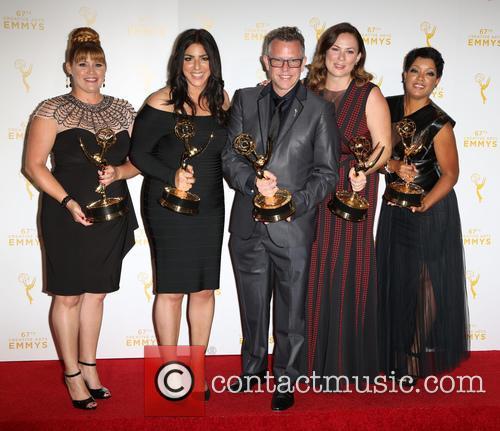 Daina Daigle, From Left, Michelle Ceglia, Monte C. Haught, Amy Wood and Sherri B. Hamilton 3