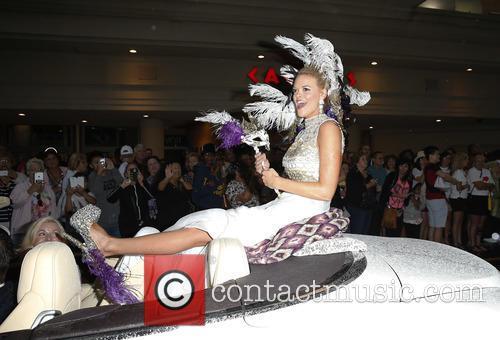Miss Louisiana April Nelson 1