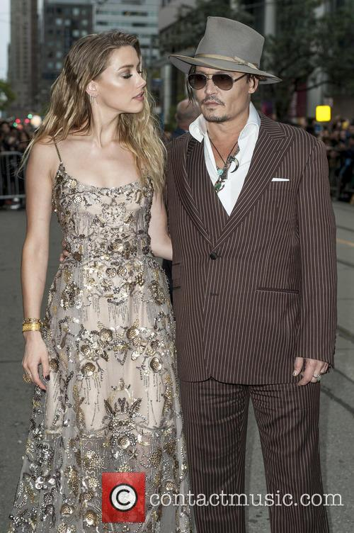 Amber Heard and Johnny Depp 3