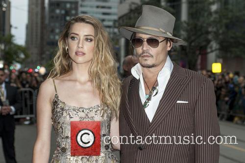 Amber Heard and Johnny Depp 4