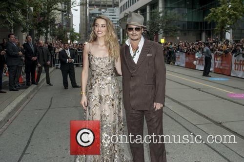 Amber Heard and Johnny Depp 6