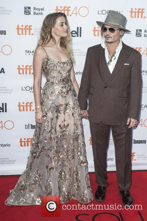 Amber Heard and Johnny Depp 10