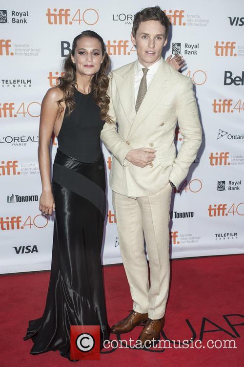 Eddie Redmayne and Alicia Vikander 5