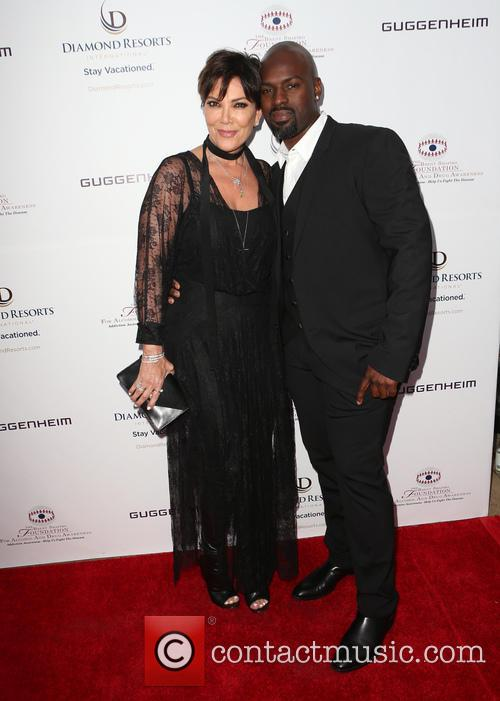 Kris Jenner and Corey Gamble 4