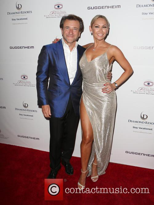 Robert Herjavec and Kym Johnson 2