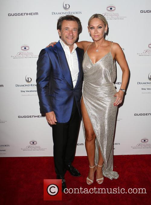 Robert Herjavec and Kym Johnson 3