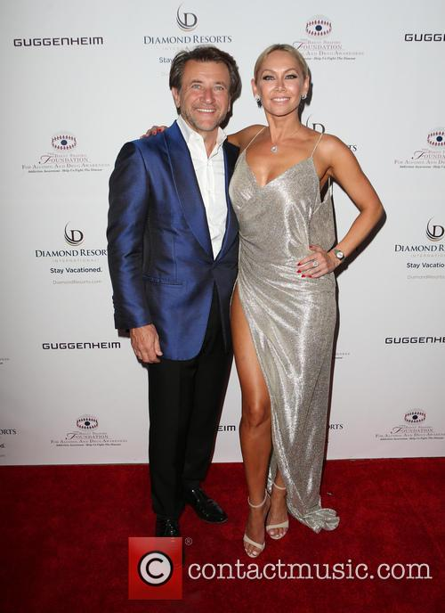 Robert Herjavec and Kym Johnson 4