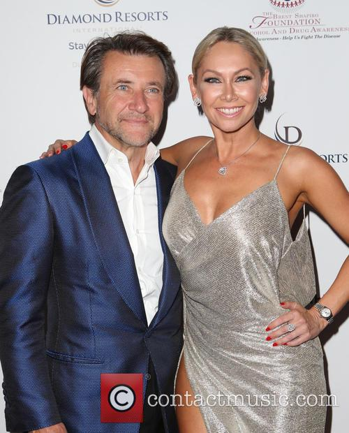 Robert Herjavec and Kym Johnson 5