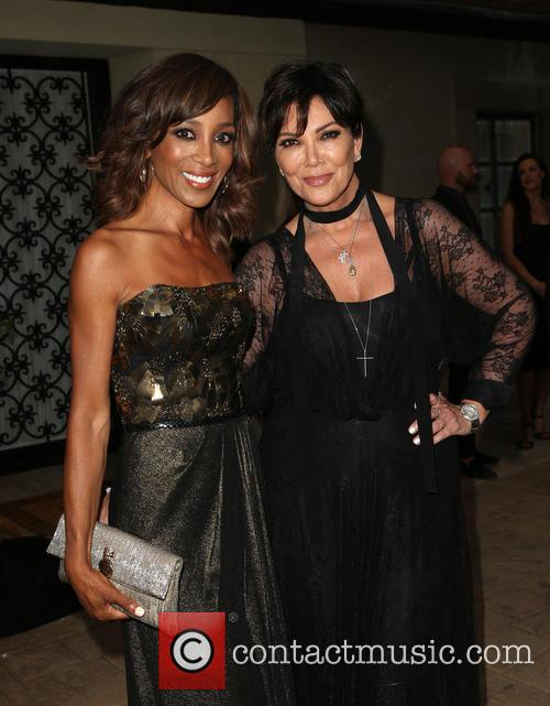 Shaun Robinson and Kris Jenner 4