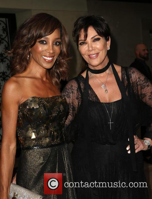 Shaun Robinson and Kris Jenner 1
