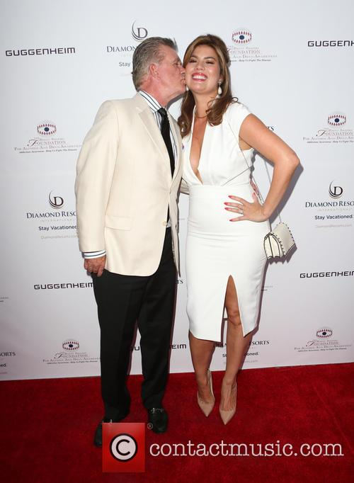 Alan Thicke and Tanya Callau 5