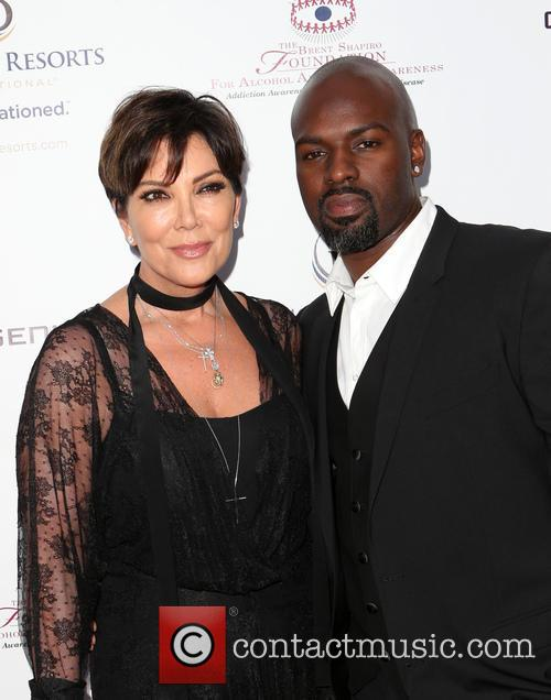 Kris Jenner and Corey Gamble 9