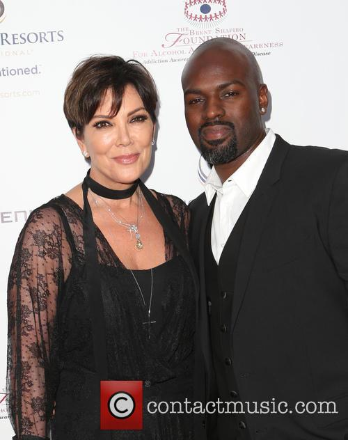 Kris Jenner and Corey Gamble 10