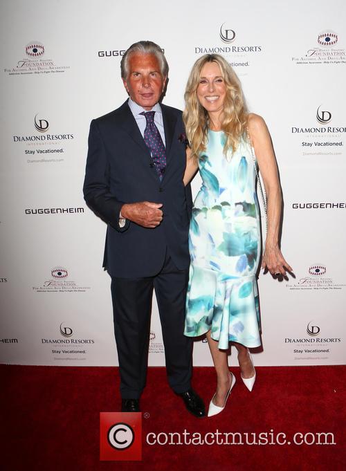George Hamilton and Alana Stewart 2
